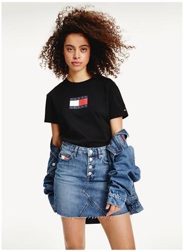 Tommy Jeans Tişört Siyah